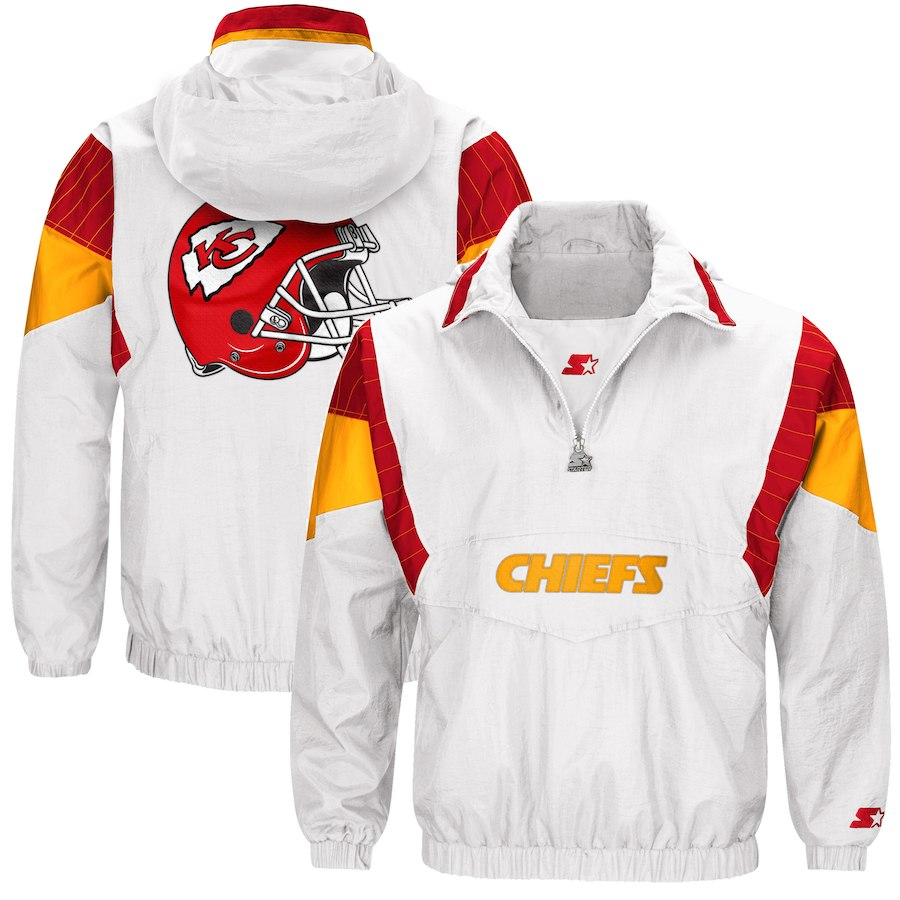 b72c4d7a Kansas City Chiefs Starter Thursday Night Lights Breakaway Jacket