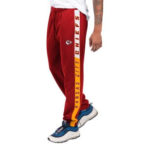 Hands High Kansas City Chiefs Red Shutout Sweatpants