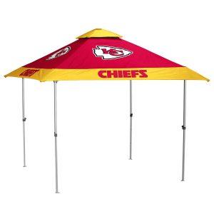 Kansas City Chiefs 9′ x 9′ Pagoda Tailgate Canopy Tent
