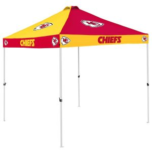 Kansas City Chiefs Checkerboard Tent