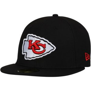 Kansas City Chiefs New Era Omaha 59FIFTY Fitted Hat