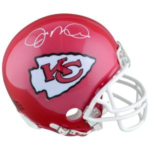 Joe Montana Kansas City Chiefs Fanatics Authentic Autographed Riddell Mini Helmet